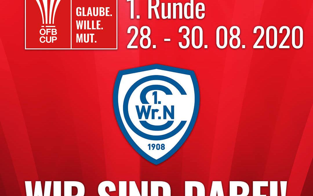 UNIQA ÖFB-Cup 2020/21 1te Runde