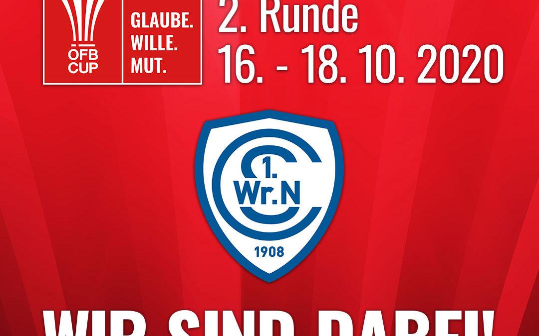 UNIQA ÖFB-Cup 2020/21 2te Runde