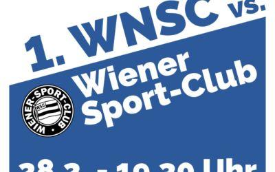 1. Wiener Neustädter Sportklub – Wiener Sportklub