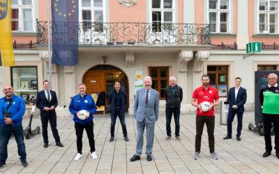 """Wiener Neustädter Fußballvereine bilden Nachwuchsspielgemeinschaft """"4Football"""""""
