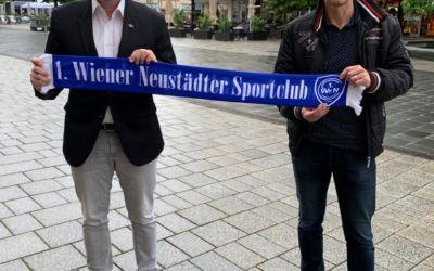 Burgemeister übernimmt interimistisch als Cheftrainer! 1. Wiener Neustädter Sportclub stellt die Weichen für die Zukunft