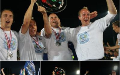 FC Magna Wiener Neustadt schafft Aufstieg