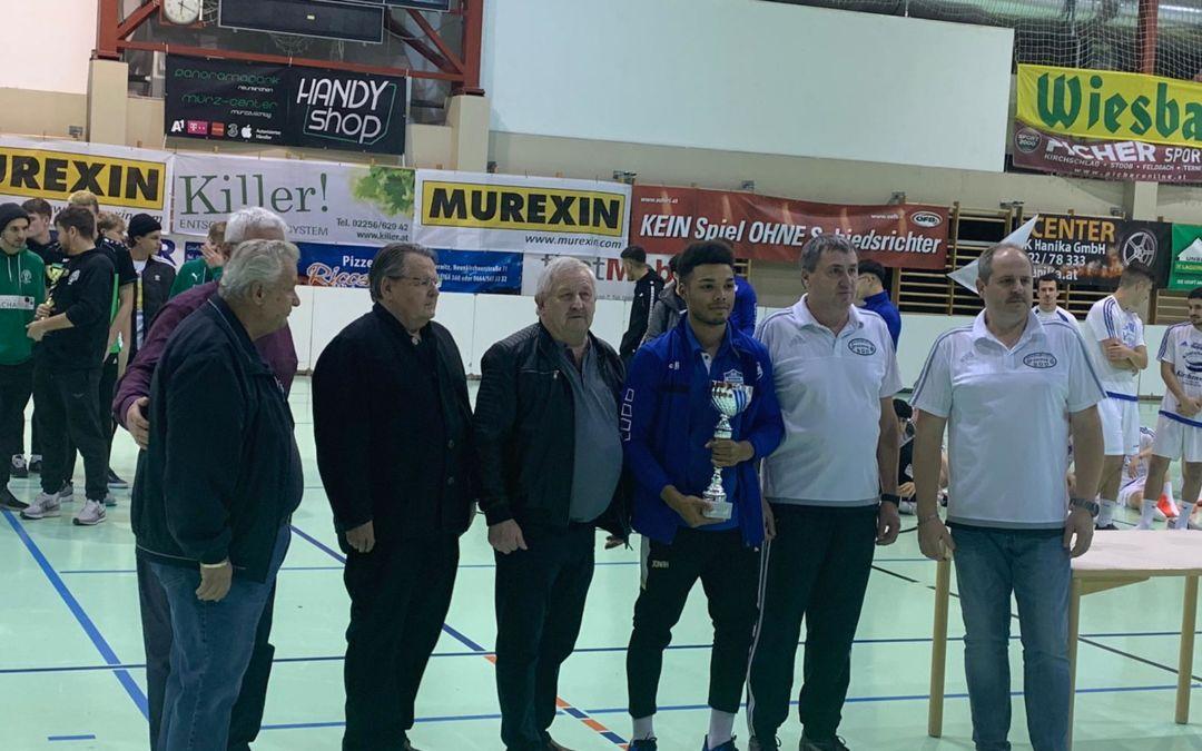 Schiedsrichterhallenturnier in Ternitz