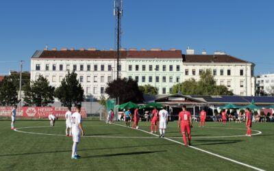 Niederlage zum Saisonauftakt bei SC Wiener Viktoria