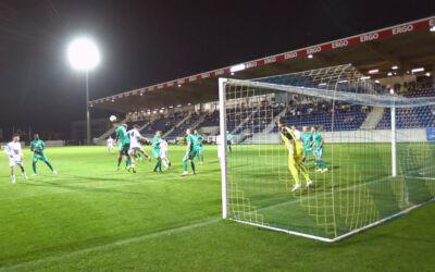 0:3 Heimniederlage gegen den SC Neusiedl