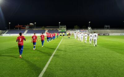 Beste Saisonleistung unbelohnt – unglückliche 1:2 Niederlage gegen FC Marchfeld