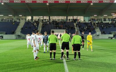 Knappe 1:2 Heimniederlage gegen den Wiener Sportklub