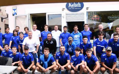 "WNSC präsentiert neue Mannschaft im ""Kolsch"""