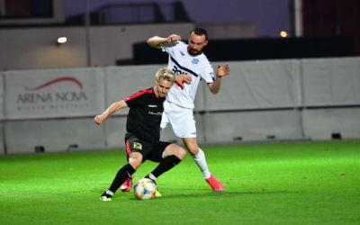 4:2 Sieg gegen den SC Neudörfl in der Wiener Neustadt Arena