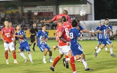 3:0 Niederlage zum Saisonauftakt in Bruck