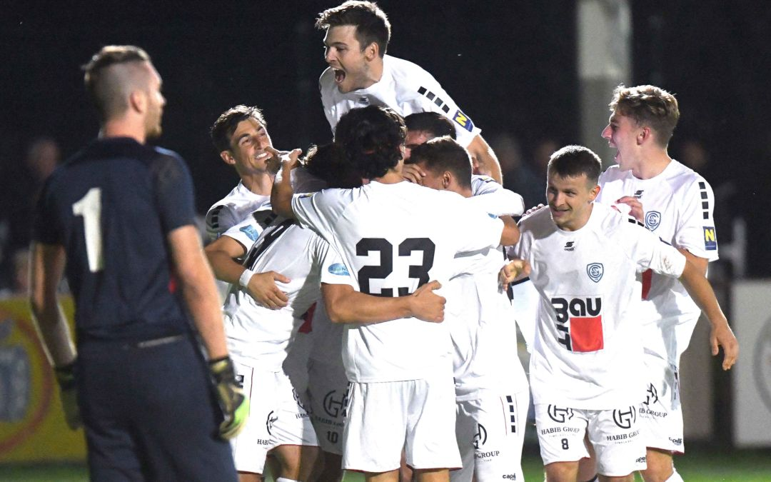 Eine Runde weiter im ÖFB Uniqa Cup nach toller Leistung in Deutschkreutz