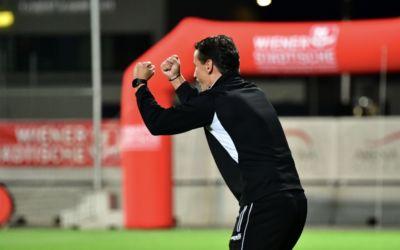 Der Bann ist gebrochen – erste Tore und erster Sieg gegen den SC Neusiedl