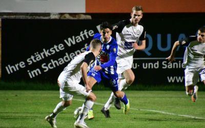 Knappe 0:1 Niederlage beim Wiener Sportclub