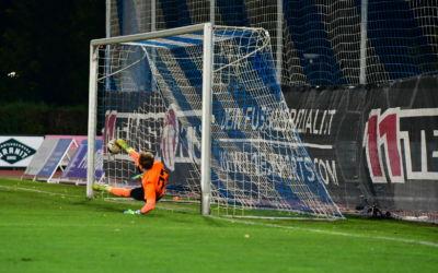 Deutliche 0:5 Niederlage in Traiskirchen