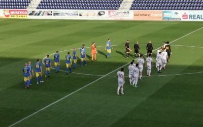 3:3 Remis im Heimspiel gegen Trumau