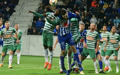 Niederlage im Cup gegen SK Rapid Wien