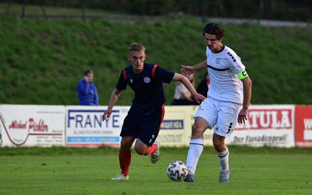 2:3-Niederlage der Juniors in Pitten