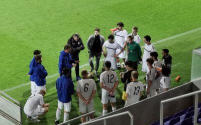 Klarer Sieg unserer Juniors im Test gegen Ebreichsdorf KM II (2te Klasse Ost-Mitte)