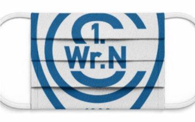 Mundschutze unseres WNSC